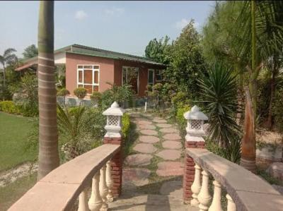 Gallery Cover Image of 2500 Sq.ft 4 BHK Villa for buy in Nine O Nine Sportsland Activity Farms, Sector 151 for 12500000