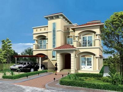 Gallery Cover Image of 5427 Sq.ft 4 BHK Villa for buy in Khodiyar for 47500000