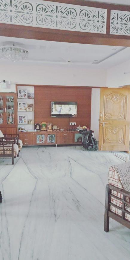 Living Room Image of 1600 Sq.ft 3 BHK Apartment for rent in Kompally for 18000