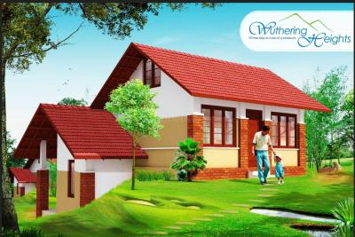 Gallery Cover Image of 710 Sq.ft 2 BHK Villa for buy in Edappally for 3000000