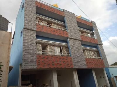 Gallery Cover Image of 550 Sq.ft 1 BHK Independent Floor for rent in Yelahanka for 6500