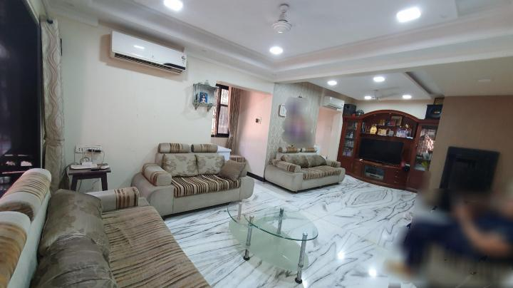 Hall Image of 1600 Sq.ft 2 BHK Apartment for rent in Dadar West for 99000