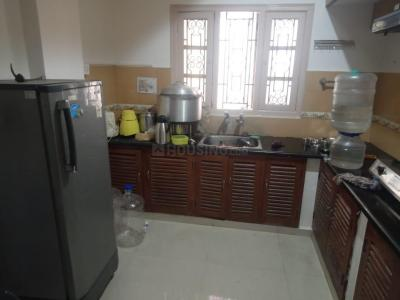 Kitchen Image of Womens PG Accomodation in Jayanagar