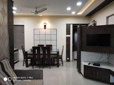 Gallery Cover Image of 1245 Sq.ft 2 BHK Apartment for rent in Airoli for 42000