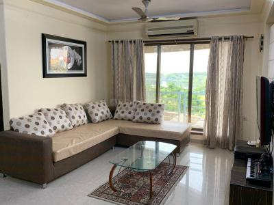 Gallery Cover Image of 2000 Sq.ft 3 BHK Apartment for rent in Nerul for 73000