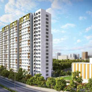 Gallery Cover Image of 746 Sq.ft 1 BHK Apartment for buy in Bren Corporation Champions Square, Sarjapur Road for 4878840