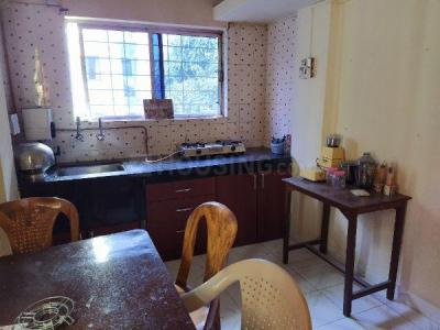 Kitchen Image of Accomodation For Working Women in Pashan