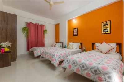 Bedroom Image of White Knight Homes, PG Near Vatika in Sector 48