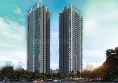 Gallery Cover Image of 1200 Sq.ft 3 BHK Apartment for buy in Sheth Corp Zuri, Thane West for 17700000