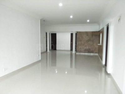 Gallery Cover Image of 1375 Sq.ft 3 BHK Apartment for rent in Vision Globe Heights, Goregaon East for 45000