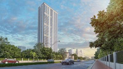 Gallery Cover Image of 1513 Sq.ft 2 BHK Apartment for buy in Vikhroli West for 13100000