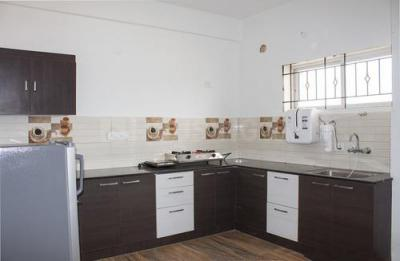 Kitchen Image of Aryan Fairy Nest 201 in Jakkur