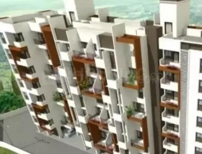 Gallery Cover Image of 618 Sq.ft 1 BHK Apartment for buy in Pashan for 4929000