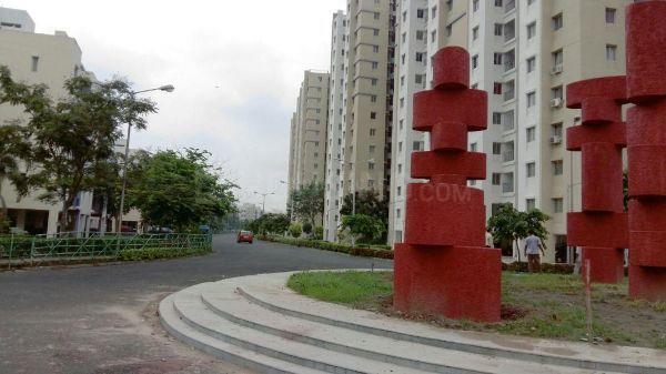 राजरहाट में शपूरजी कॉम्प्लेक्स के बिल्डिंग की तस्वीर