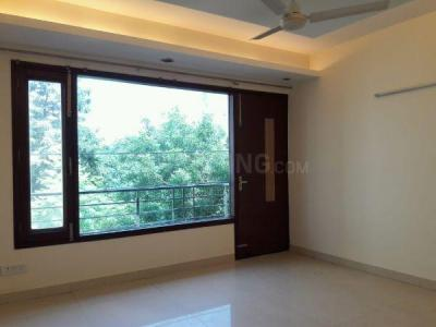 Gallery Cover Image of 700 Sq.ft 1 BHK Independent Floor for rent in Saket for 13000
