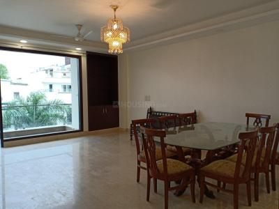 Gallery Cover Image of 3100 Sq.ft 3 BHK Apartment for rent in Panchsheel Enclave for 85000