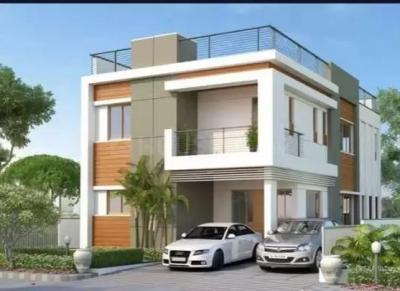 Building Image of 3350 Sq.ft 4 BHK Villa for buy in Kavuri Forest Nest, Maheshwaram for 21100000