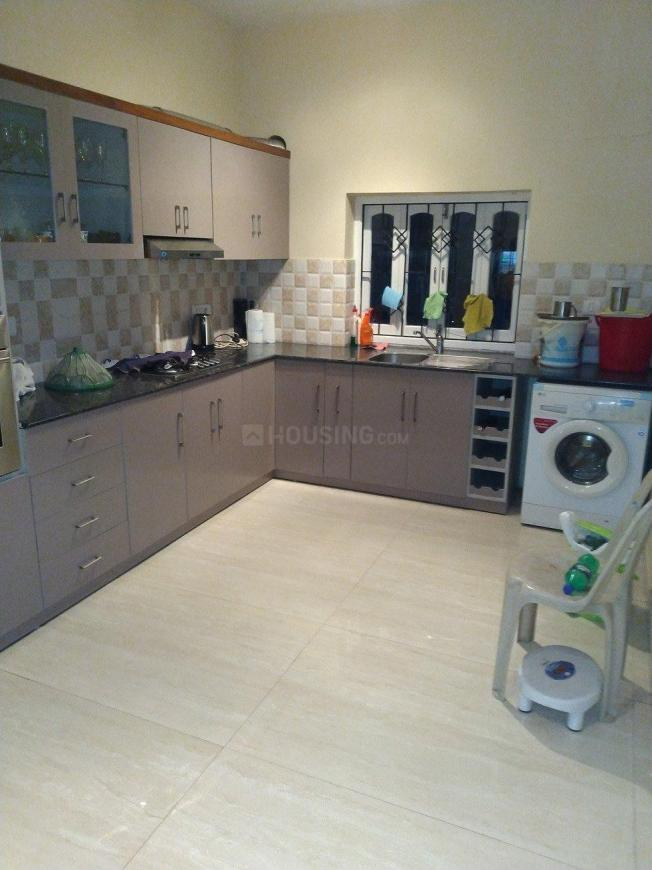 Kitchen Image of 1550 Sq.ft 4 BHK Independent Floor for buy in Garia for 8000000