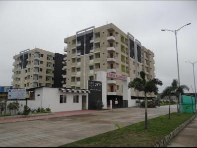 Gallery Cover Image of 1161 Sq.ft 2 BHK Apartment for buy in Abhi Svarna Residency, Lasudia Mori for 1600000