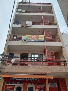 Building Image of Shanti Niketan in Dwarka Mor
