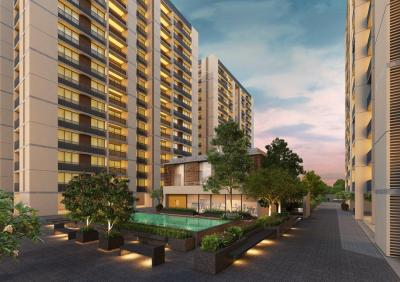 Gallery Cover Image of 1075 Sq.ft 3 BHK Apartment for buy in Vastrapur for 10800000