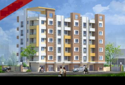Gallery Cover Image of 993 Sq.ft 3 BHK Apartment for rent in Kaikhali for 11000