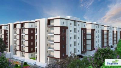 Gallery Cover Image of 990 Sq.ft 2 BHK Apartment for buy in Hyder Nagar for 3100000