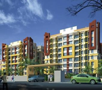 Gallery Cover Image of 1406 Sq.ft 3 BHK Apartment for rent in Narendrapur for 15000