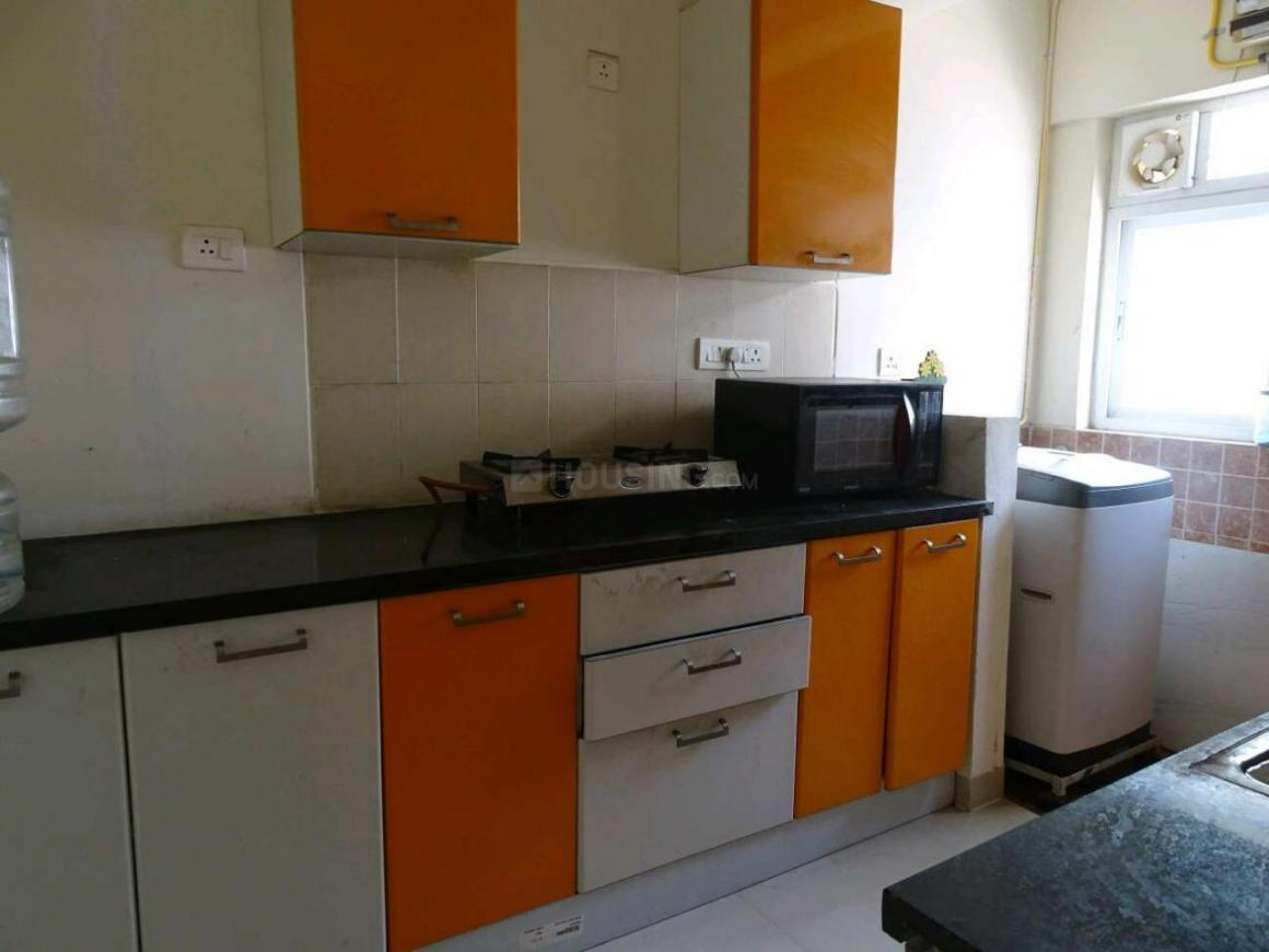 Kitchen Image of 1030 Sq.ft 2 BHK Apartment for rent in Kudlu Gate for 23000