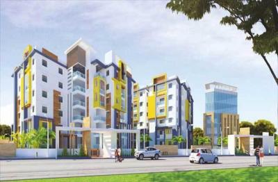 Gallery Cover Image of 1278 Sq.ft 2 BHK Apartment for buy in Hitech City for 8013600