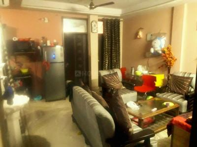 Gallery Cover Image of 945 Sq.ft 3 BHK Independent Floor for rent in Bulandshahr Road Industrial Area for 12000