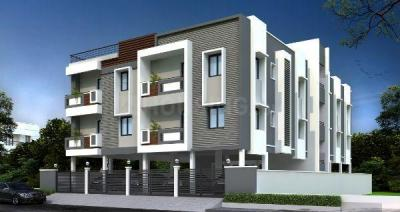 Gallery Cover Image of 891 Sq.ft 2 BHK Apartment for buy in Alandur for 6200000
