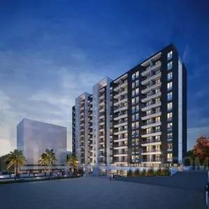 Gallery Cover Image of 866 Sq.ft 2 BHK Apartment for buy in Ambegaon Budruk for 6500000