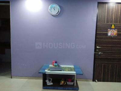 Gallery Cover Image of 900 Sq.ft 2 BHK Apartment for rent in Krishna Galaxy, Santacruz East for 55000
