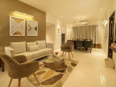 Living Room Image of 1861 Sq.ft 3 BHK Apartment for buy in Casagrand Tudor, Mogappair for 11629389