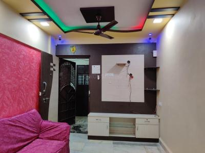 Gallery Cover Image of 585 Sq.ft 1 BHK Apartment for rent in Sai Milanhsg, Vasai East for 8000