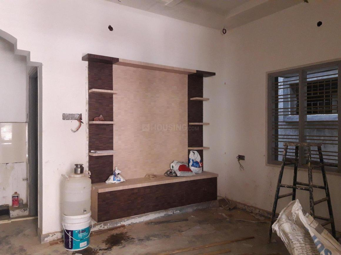 Living Room Image of 750 Sq.ft 2 BHK Apartment for rent in Bagalakunte for 16000