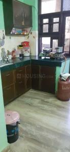 Kitchen Image of Aashirwad P G in Uttam Nagar