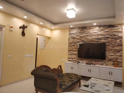 Gallery Cover Image of 1985 Sq.ft 3 BHK Apartment for rent in New Town for 42000