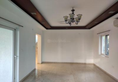 Gallery Cover Image of 4500 Sq.ft 4 BHK Villa for rent in Rajapushpa Open Skies, Kokapet for 150000