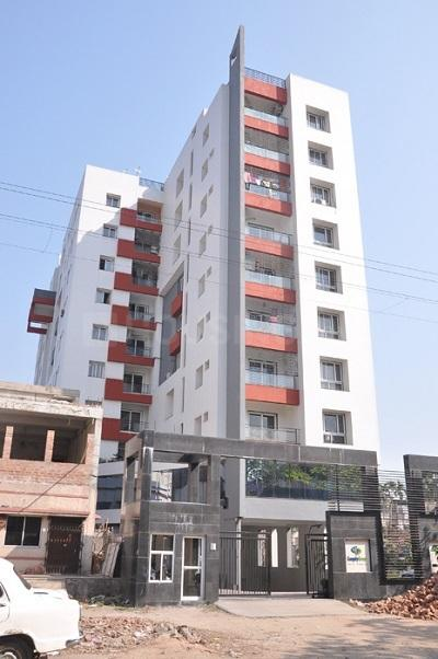 Building Image of 1191 Sq.ft 2 BHK Apartment for rent in Garia for 22000