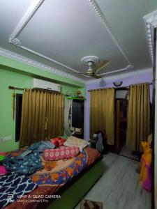 Gallery Cover Image of 400 Sq.ft 1 BHK Apartment for rent in Ambika Palace, Haltu for 7000
