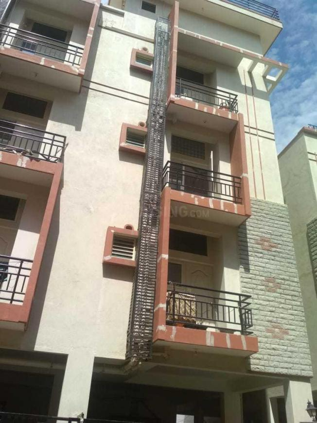 Building Image of 1200 Sq.ft 2 BHK Independent House for rent in Vaswani Reserve, Kadubeesanahalli for 18000