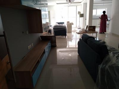 Gallery Cover Image of 2700 Sq.ft 3 BHK Apartment for rent in Kondapur for 70000