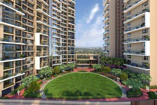 Building Image of 1550 Sq.ft 3 BHK Apartment for buy in Kharghar for 15000000