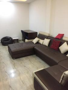 Gallery Cover Image of 1000 Sq.ft 2 BHK Independent Floor for rent in RWA Sant Nagar, Sant Nagar for 32000
