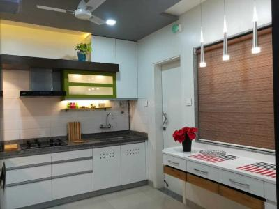Kitchen Image of Single Occupancy For Girl Forest County in Kharadi