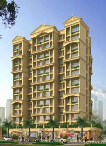 Gallery Cover Image of 700 Sq.ft 1 BHK Apartment for buy in Patel Rudra Palace, Taloja for 5000000