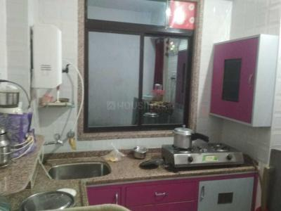 Gallery Cover Image of 480 Sq.ft 1 RK Apartment for rent in Kalyan East for 7000