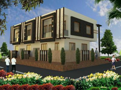 Gallery Cover Image of 666 Sq.ft 3 BHK Villa for buy in Mansarovar for 5500000